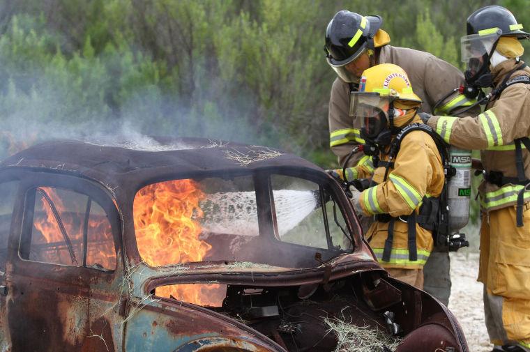 Cove Fire Class