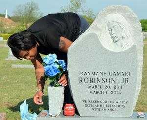 Remembering Camari Robinson