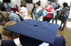 TAMUCT Grad Event