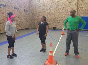 Gospel Fitness Camp