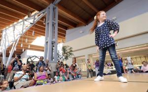 Killeen Mall Fashion Show