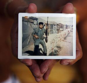 Vietnam War veteran profile