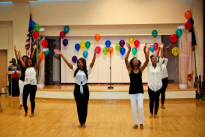 Locals compete in Juneteenth Pageant