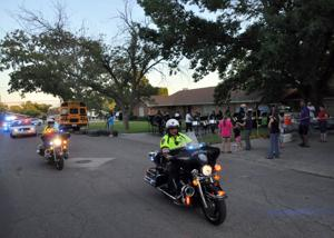 National Night Out Tuesday Oct. 7, 2014