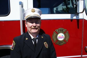 Cove's new fire chief