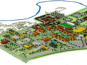Nursing building tops items in UMHB's $100M plan