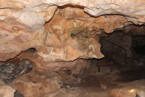 Travel: Longhorn Cavern State Park