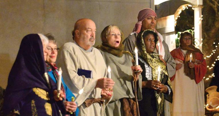 'A Walk Through Bethlehem' re-creates Jesus' birth