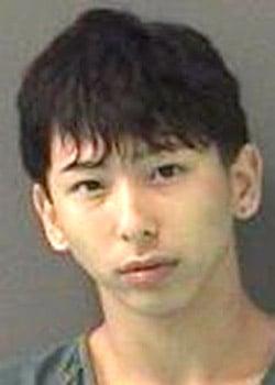 Teen suspect
