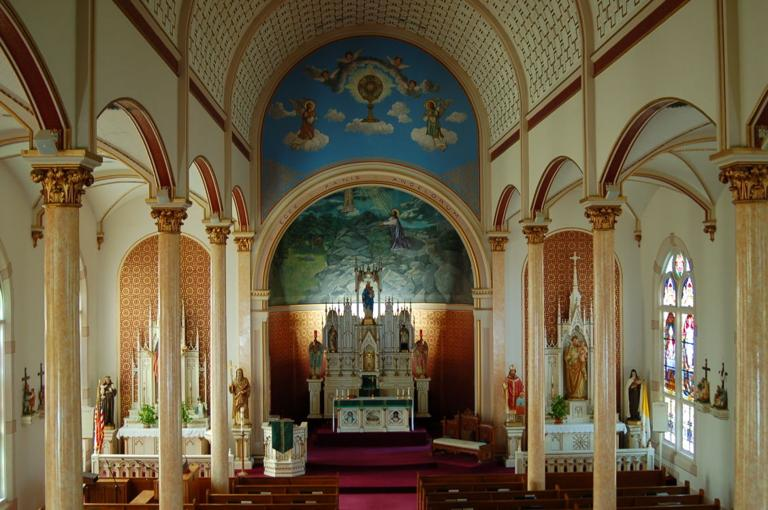 Explore the Painted Churches of Central Texas