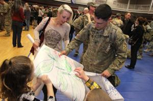 III Corps Homecoming