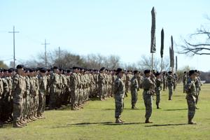 Fort Hood deploying 4,000 soldiers to Kuwait