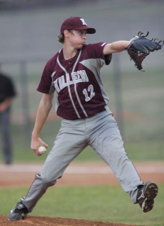 Harker Heights vs Killeen Baseball