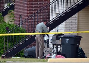 Police officers shot