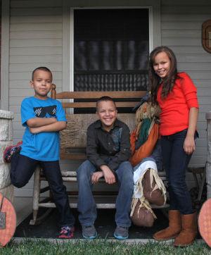 Nolanville family