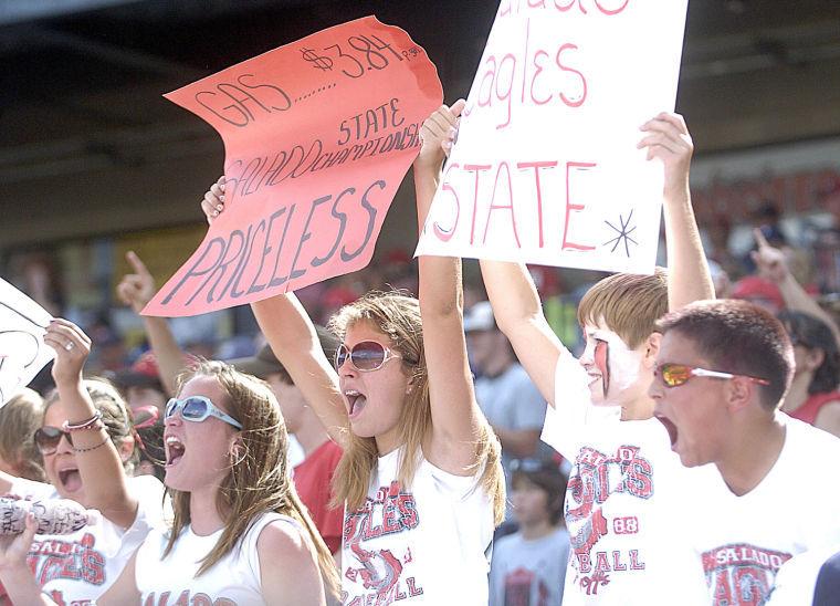 Salado 2008 Baseball Champs
