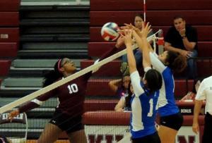 Killeen vs. Cove Volleyball 10-21-14