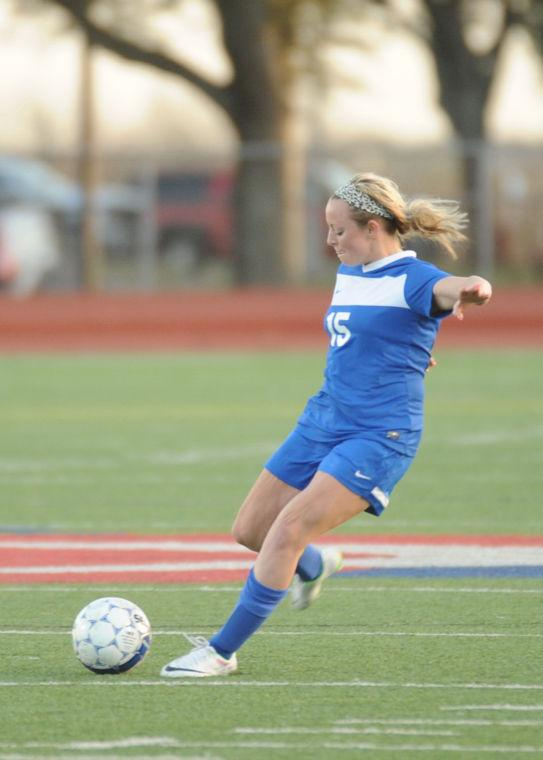 Lady Bulldawgs soccer opens district play on Tuesday