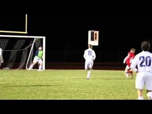 Boys Soccer Salado vs Lampasas