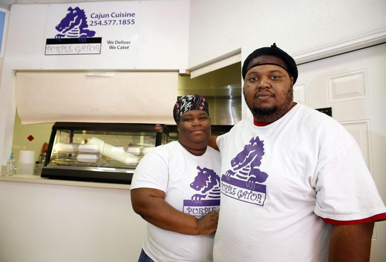 Husband, wife cook up Cajun delights at Cove corner store