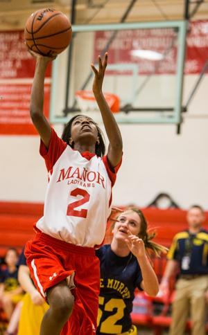 Manor v Audie Murphy Basketball-001