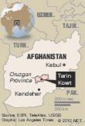 Oruzgan province