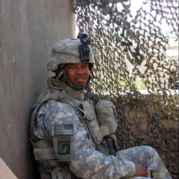 Staff Sgt. Leroy Jackson