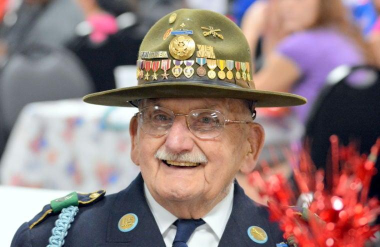 WWII vet honored