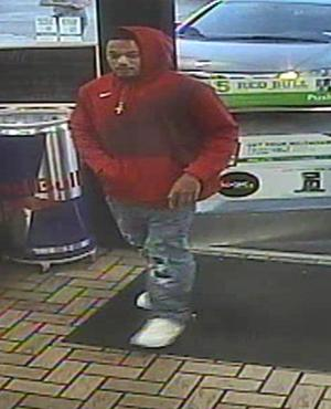 KPD looking for person of interest in robberies
