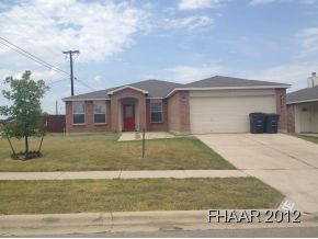SAEGERT RANCH! Spacious home in SE Killeen 3 BR