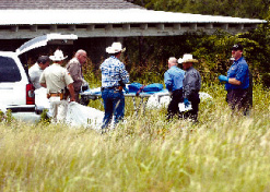 Body found in Coryell County identified