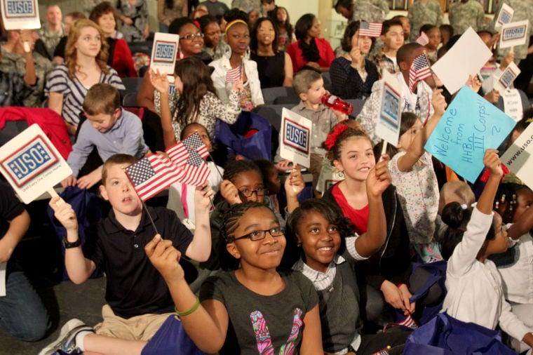 Kids' Inaugural Broadcast