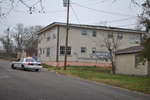 Man in custody after fatal shooting at apartment