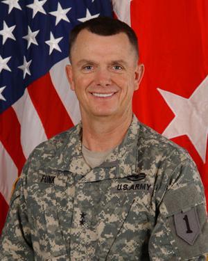 Maj. Gen. Paul E. Funk II