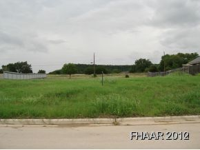 Residential lot .50 AC