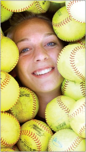 All -Area Softball Team