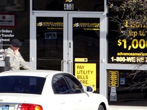 Legislation targets 'predatory' lenders