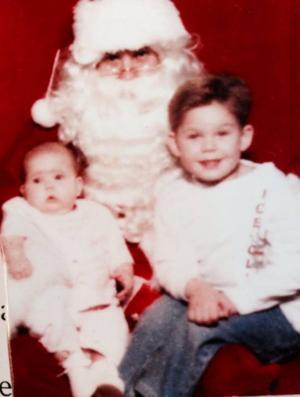 Christmas through a child's eyes