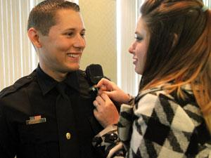 Cadets become KPD officers