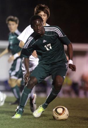 Boys Soccer: Ellison v. Temple