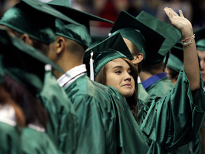 Top Ellison grads settle good-natured rivalry