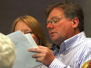 Clark wins Killeen seat; Purser ousted