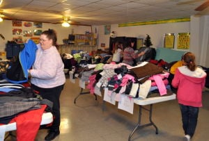 Church distributes almost 500 coats to those in need for winter