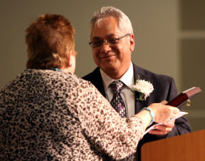 KISD Honors Distinguished Alumni