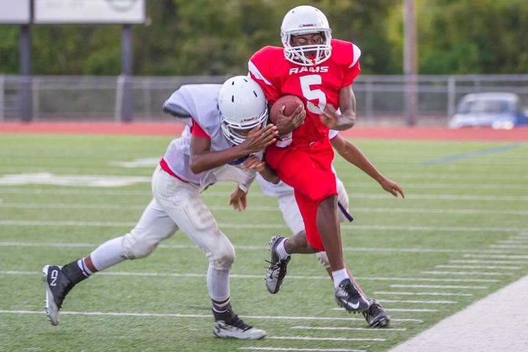 MIDDLE SCHOOL ROUNDUP: 7A Lions roar behind Carter's 5 touchdowns