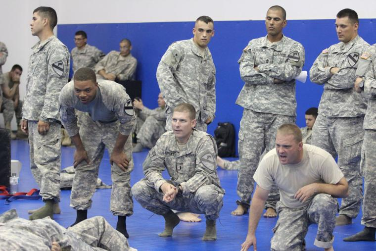 Fort Hood Best Test Competition