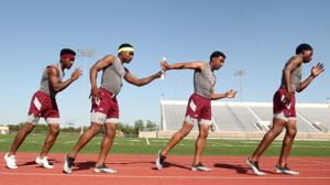 Killeen High School Track Stars