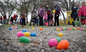 Copperas Cove Easter Egg Hunt