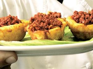 Latin flavor at CTC Patio Café
