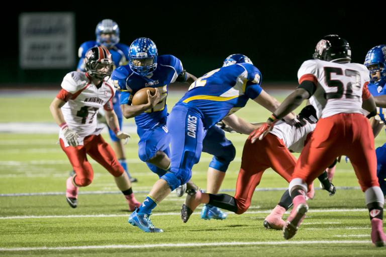 Cove clinches playoff spot with win over Heights
